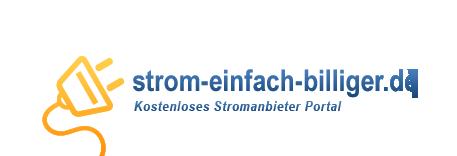 Billigstrom: Strom einfach billiger Logo